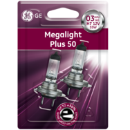 GE H7 Megalight Plus 50-60 autóizzó