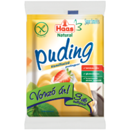 Haas Natural pudingpor multipack