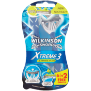 Wilkinson Sword Xtreme3 Ultimate Plus eldobható borotva