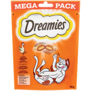 Dreamies jutalomfalat
