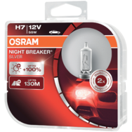 Osram Night Breaker Silver autóizzó