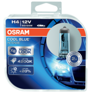 Osram Cool Blue Intense autóizzó