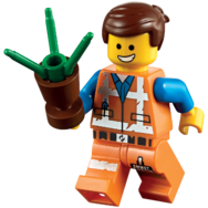 Lego Movie Emmet triciklije
