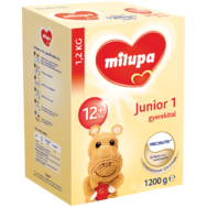 Milupa Junior gyerekital