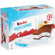 Kinder tejszelet Family multipack