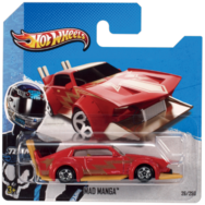 Hot Wheels kisautó
