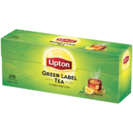 Lipton Green Label fi lteres fekete tea