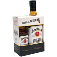 Jim Beam Bourbon whiskey csomag
