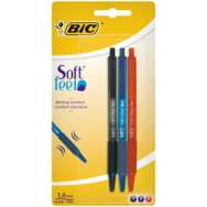 BIC Soft feel clic golyóstoll