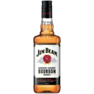 Jim Beam Bourbon whiskey vagy Jim Beam Red Stag, Honey, Apple
