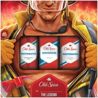 Old Spice Whitewater Fireman Trio csomag
