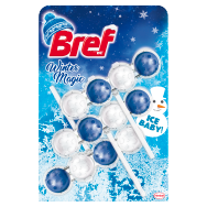 Bref Power Aktiv Ice Baby! WC-frissítő 3 x 50 g