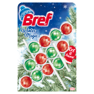 Bref Winter Magic Let it Snow WC-frissítő 3 x 50 g