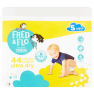 Fred & Flo Ultra Dry 5 Junior 11-18 kg pelenka 44 db