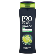 Tesco Pro Formula for Men Lime sampon férfiaknak 400 ml