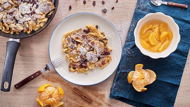 Palacsinta tészta - reggeli többféleképp