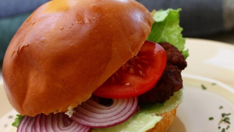 Gyors hamburger