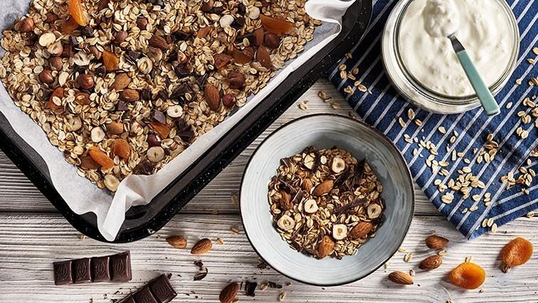 Granola – a 19. század ajándéka a reggelizőknek